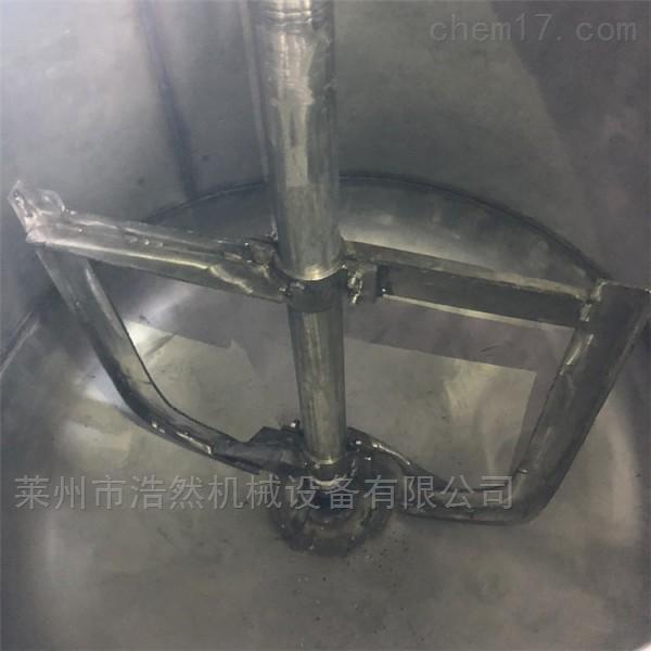 聚氨酯设备反应釜