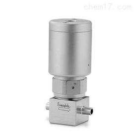 6LV-DFBW8-P-C世伟洛克VAR超高纯高流量气动隔膜阀