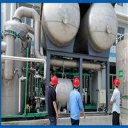 中试碳化硅换热器VOCs/污水处理一体机