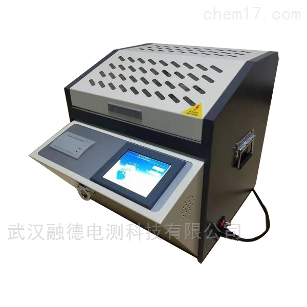 绝缘油介质损耗及体积电阻率测试仪