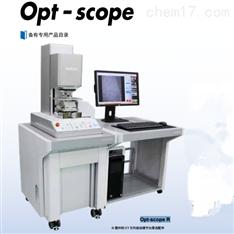 非接触3D表面粗糙度轮廓形状测量机
