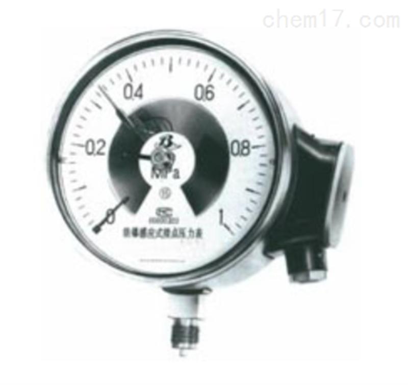 YXG-1521-B/1防爆感应式电接点压力表
