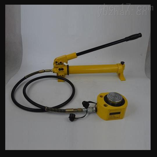 吉林省能源电力承试资质所需设备手动液压机