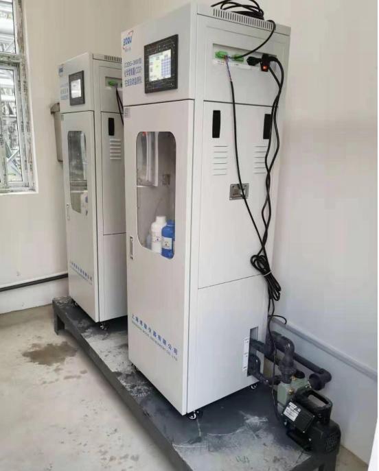 山西首鋼鋼鐵  污水廢水COD 氨氮監測項目