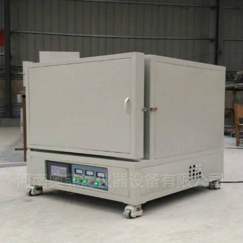 高温马弗炉的安装与使用