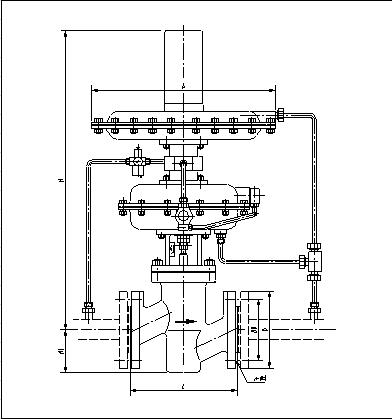 氮封装置安装设计图