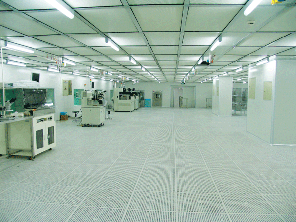 光電潔凈廠房