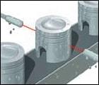 KEYENCE FU-92 区域检测光纤