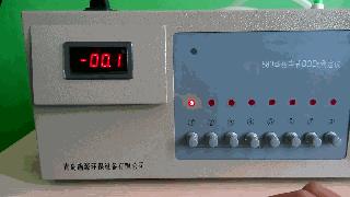 TC-880型数字式BOD5测定仪操作示范