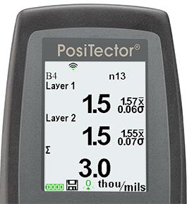 PosiTector 200超声波涂层测厚仪-美国DeFelsko公司