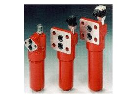 HYDAC贺德克DF..MHA/DF..MHE系列侧面板式安装压力过滤器