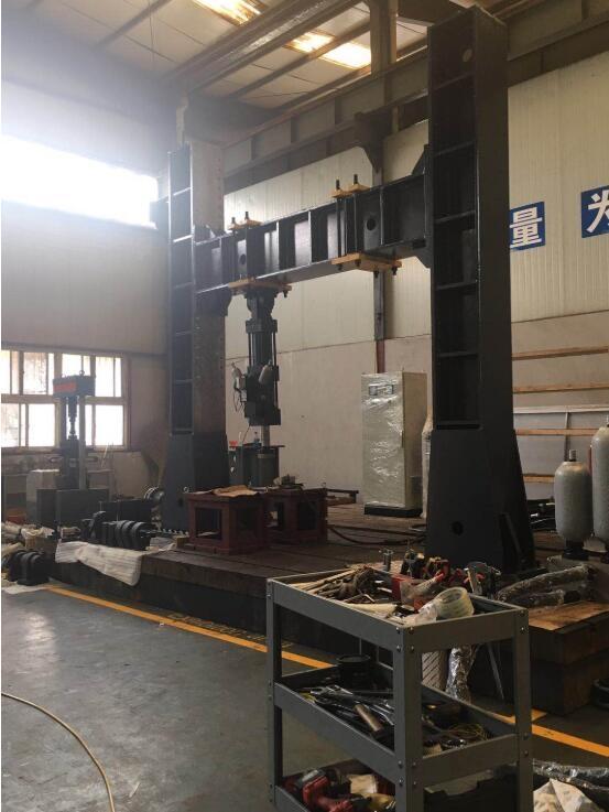 电液伺服稳定杆疲劳试验机
