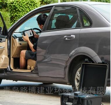 新国标汽车尾气分析仪
