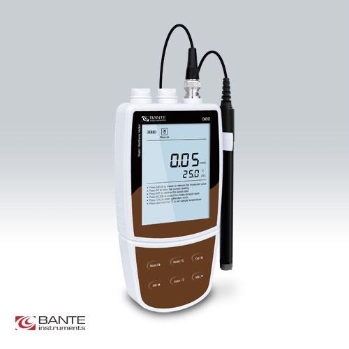 便攜式水質硬度計