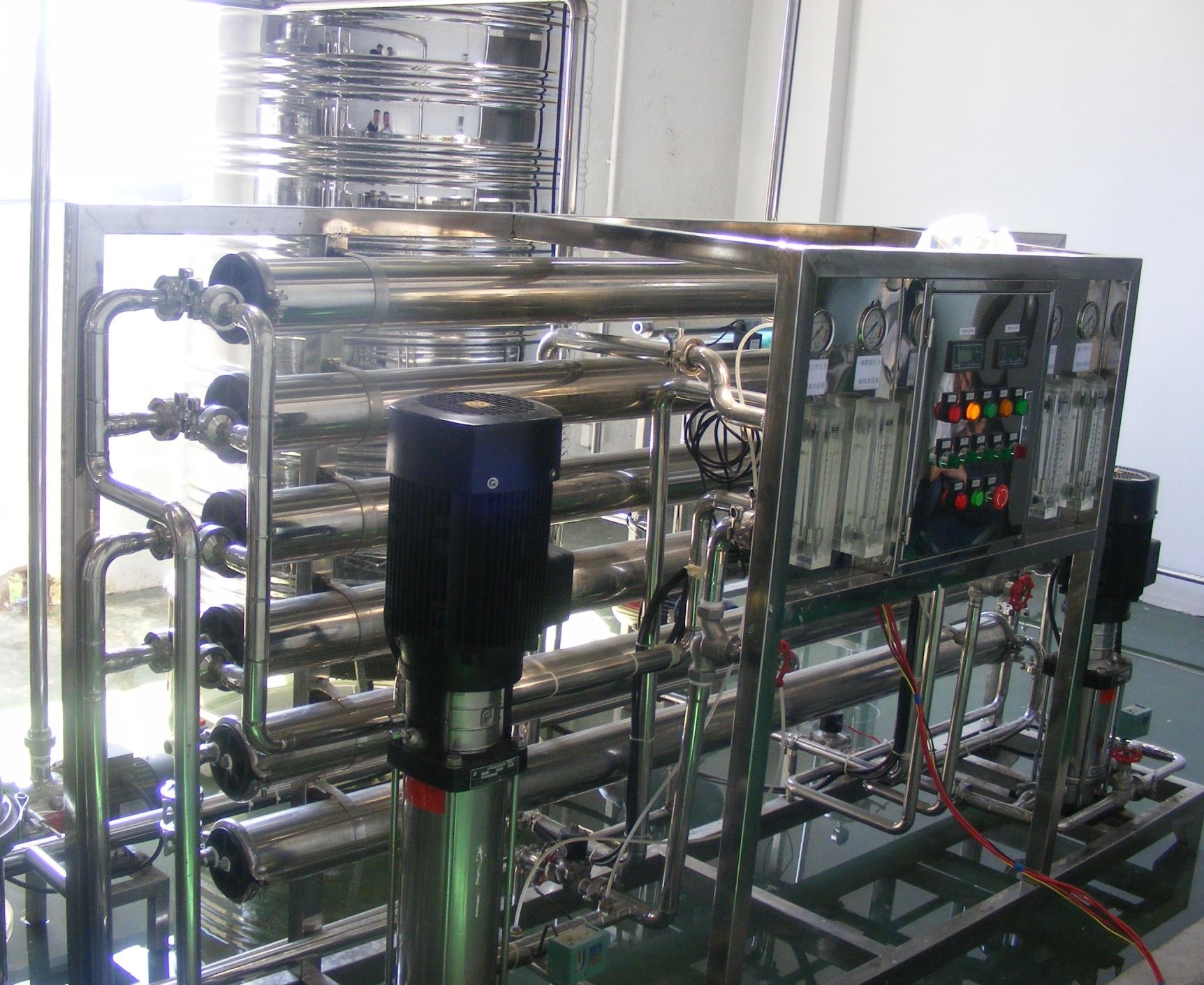 中小型反渗透ro纯水设备