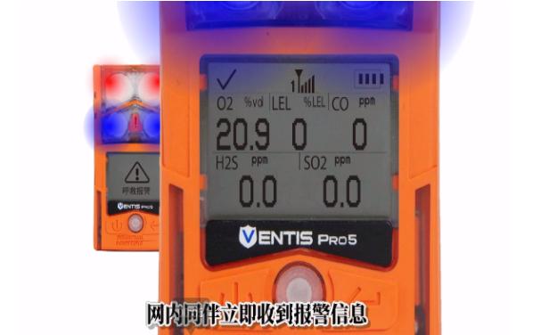 英思科气体检测仪 GB PRO