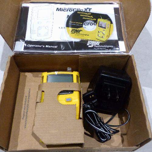GasAlertMicroClip XL 四合一气体检测仪 电池运行18小时