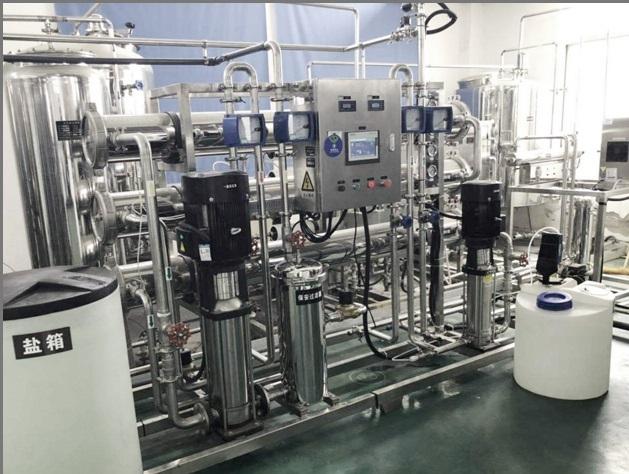 0.5T纯化水设备