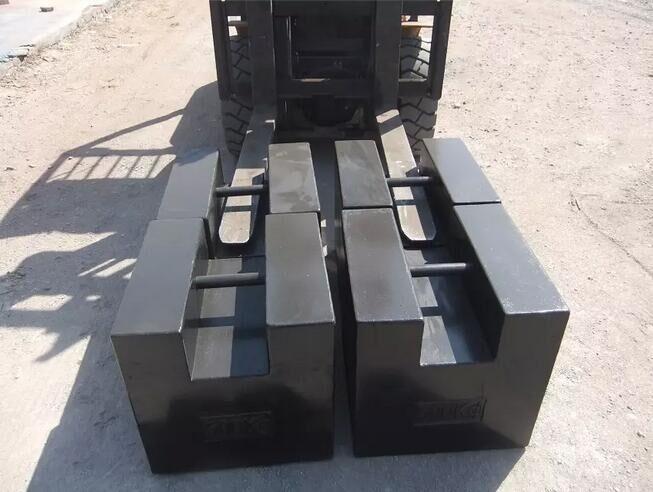 500公斤标准砝码