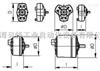 哈威R和RG型液压泵,德国hawe