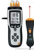 DT-8891E四通道专业二合一测温仪香港CEM DT-8891E四通道专业二合一测温仪